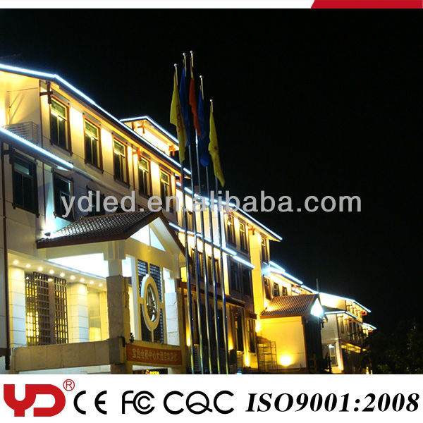 YD china ip68 led garden lights ce fcc ul cqc certification