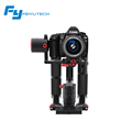 FeiyuTech Feiyu a2000 3-axis black handheld gimbal with super anti-shake tech for Cano n/ Son y/ Niko n/ Samsun g/ GoPr o/ iPhon