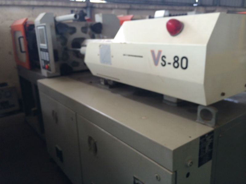 Taiwan Victor VS-80 used Injection Molding Machine