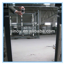Factory wholesale price glass mirror per square meter