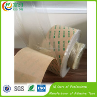 3M Flame Retardant Polyester Film Double Sided Adhesive PET 3M Mylar Tape