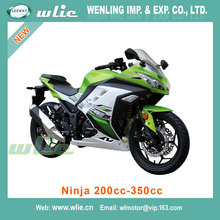 Cheapest motorcycle china brand names and parts Street Racing Motorcycle Ninja (200cc, 250cc, 350cc)