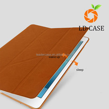 Magnetic Slim PU Leather Smart Cover Stand Case for iPad 2 3 4 Wake & Sleep Ultrathin Multiple Shapes Gift Stylus Pen