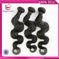 Eayon 70 300g excellent 3 pieces body wave hair weft 20inch 22inch 24inch darling hair