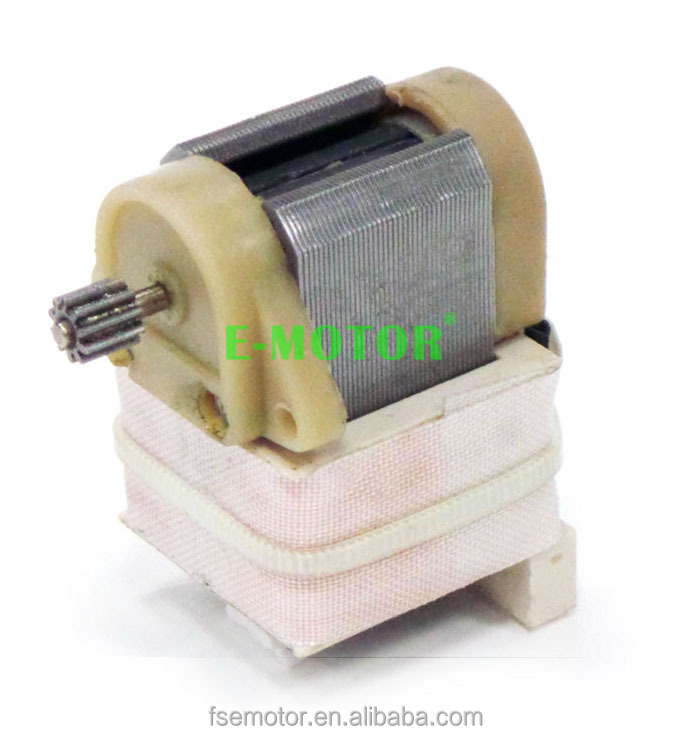 TB44 synchronous motor bi-directional dc fan motors for juicer