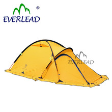 Ultralight 2 Man 4 Season Camping Tent Family