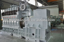HFO generator set from 500-5000kw to be use in oil field