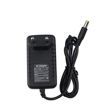 AC DC 12v 1a 12w cctv power adapter in bulk with CE GS certifications