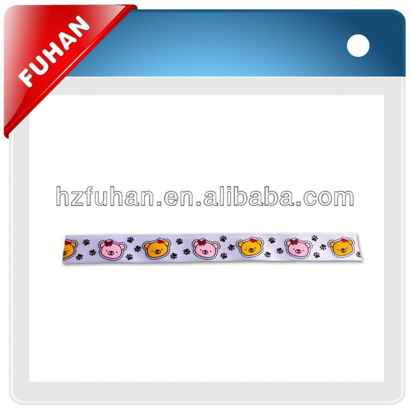 High Density ribbon/delicate tartan ribbon