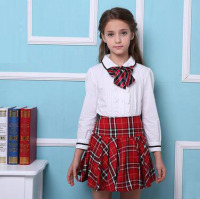 All grade uniform type tc twill 65/35 philippines style band school uniform manufacturers
