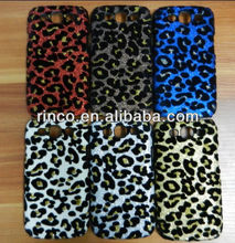 Leopard Jewelled Bling Sparkle Glitter Back Phone Case Cover for Samsung Galaxy S3 S III 3 i9300 Case