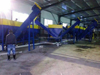 Waste Plastic Film Washing Recycling Line