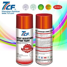 Deep High Heat Resistant Aerosol Spray Paint