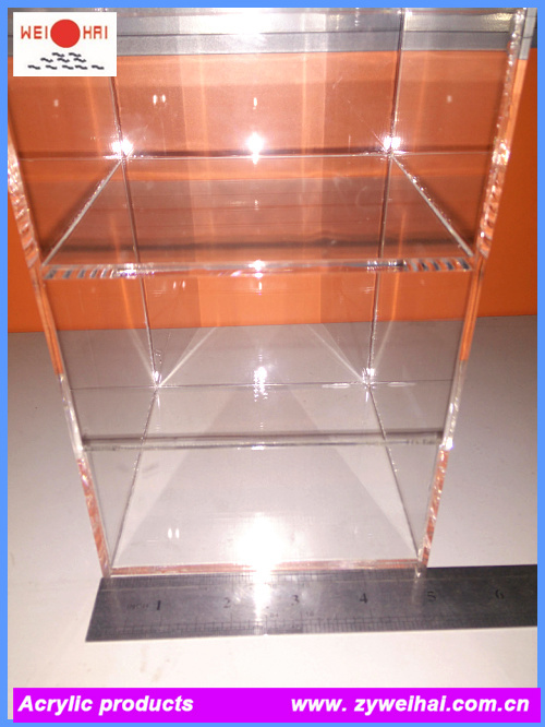 Acrylic Cell Phone Accessory Display Rack