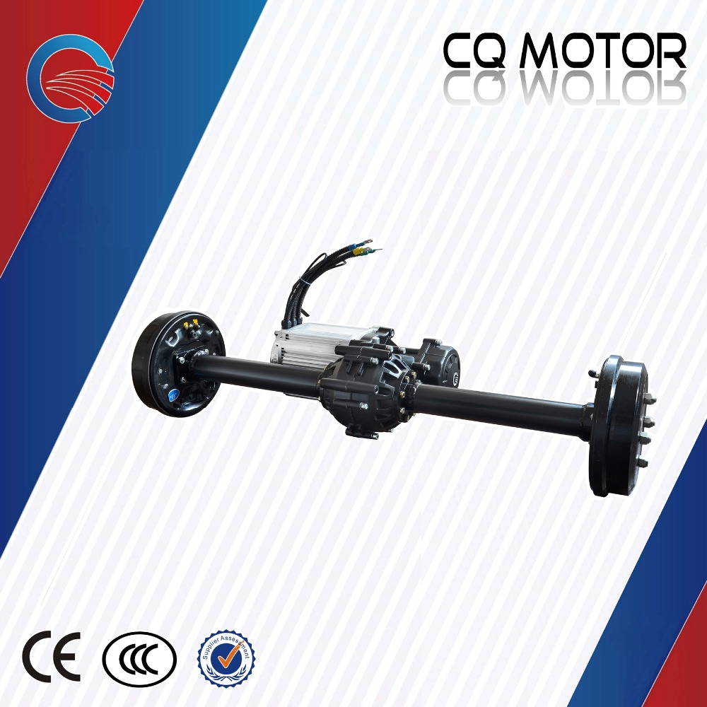 High quality elelectric Rickshaw motor kits, rear axle with Drum brake,transaxle for electric car