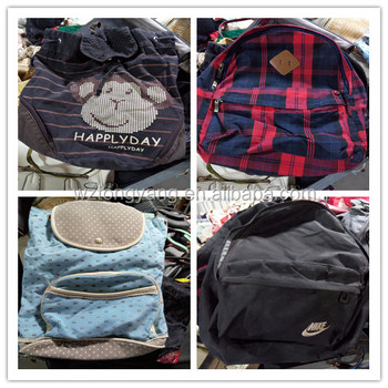 used school bags clothing small bale used clothes los angeles