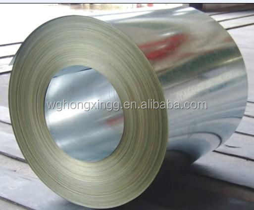 ZERO SPANGLE GI steel sheets for roofs and walls, construction materials, building materials