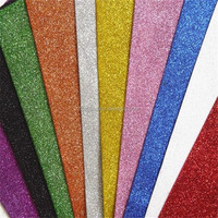 Wholesale High quality glitter rubber EVA Foam Sheet