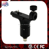 Newest 5 colors Rotary tattoo machine with aluminum frame, red/blue/black/yellow/pink tattoo gun for your choice