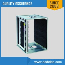 Highly popular pcb trolley esd trolley pcb rack esd smt magzine rack