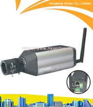1/3 Sony CCD wifi IP camera STC-W200