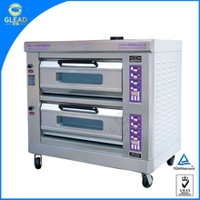 Professional stainless steel used pizza shop equipment for sale/pizza bread oven