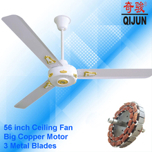 Pak fan of gold modern decorative designed with CE&GCC certification for 56 inch homestead ceiling fan
