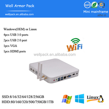 Well Armor Pack PA10 i3 4010U mini PC for family