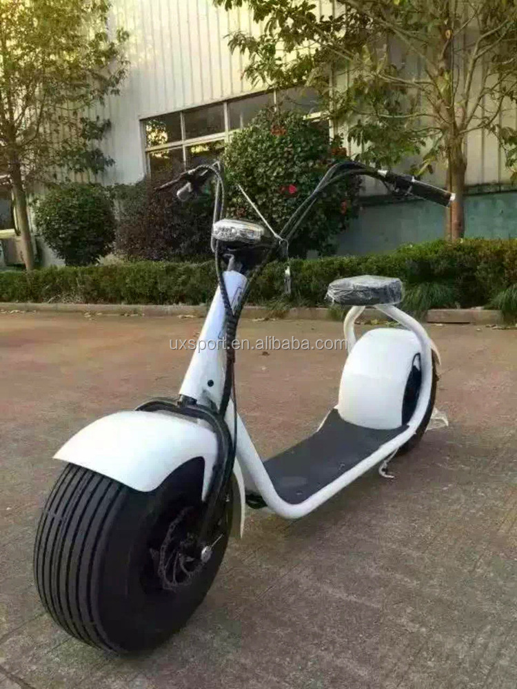 60v 12ah 1000w electric luggage scooter