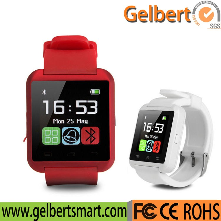 2016 Hot-Sale U8 android smart watch bluetooth for Mobile Phone