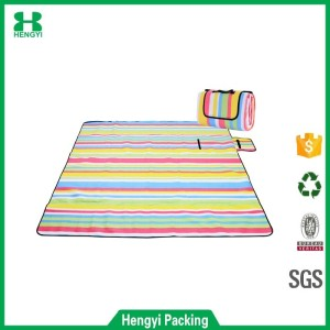 Outdoor Camping Waterproof foldable beach mat