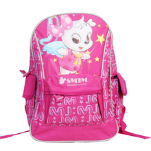 Popular Style High Quality 15 Inch Red Childrens School Book Bags