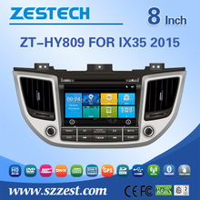 wholesale Car Audio DVD Player for Hyundai IX35 Tucson 2015 car audio system