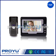 7-inch color LCD video door phone with night vision PY-810ME11