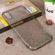 MOFI TPU Transparent Protective Case Back Cover For iPhone X