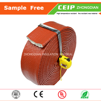 high voltage alkali free fiberglass cable of gmail com