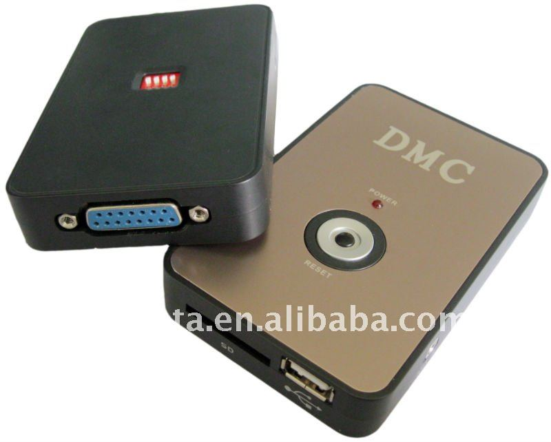 (DMC-9088)usb/sd/aux Car MP3 Player (CE/FCC/RoHS Approved)