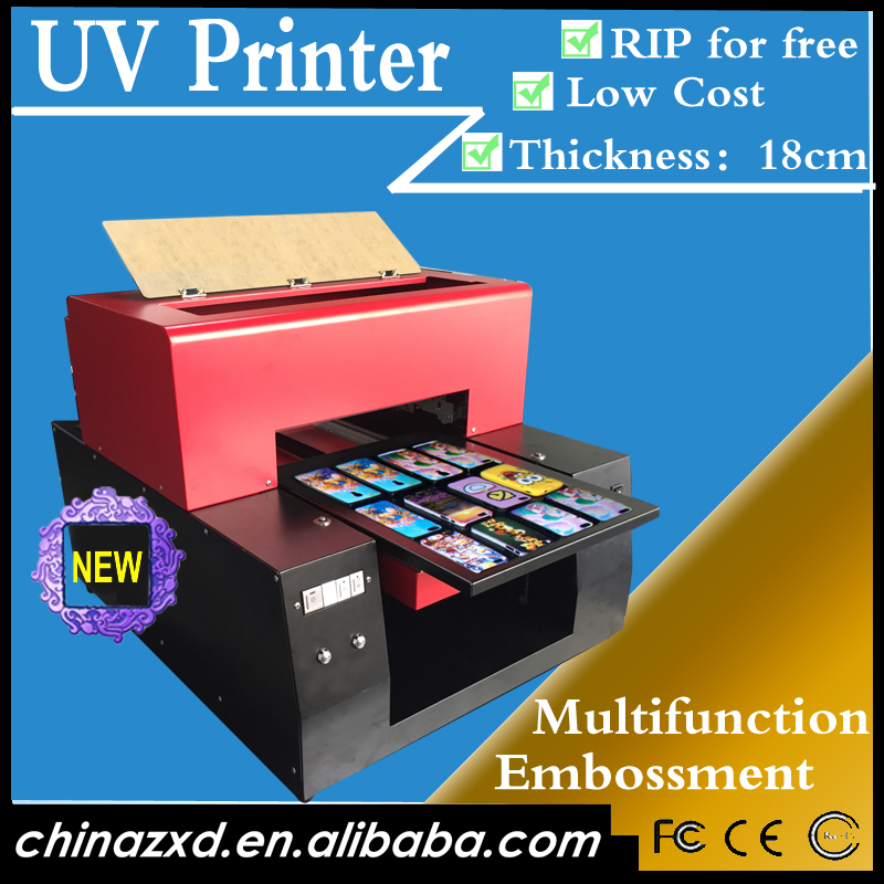 New digital textile printer with dx5 fast t shirt uv printer