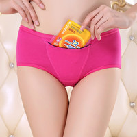 Period Panties Pure Cotton Pocket Woman Period Panty Warmth Cotton Period Ladies Panty Brand Names