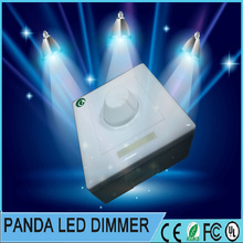 8A/192W Model:PD-DM-4U hot sale 0-10V LED dimmable driver, 1ch pwm dimmers, 12V led dimmer switch