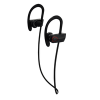 Long Working Time 6-8h bluetooth wireless earplug headphones, waterproof bluetooth headphones with cool sound