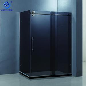 Guangdong Bathroom Glass Shower Room Sliding Doors(8015)
