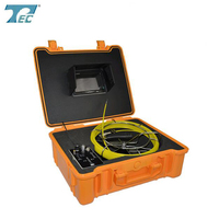 pipe inspection video camera / usb borescope endoscope inspection snake camera TEC-Z710DK5