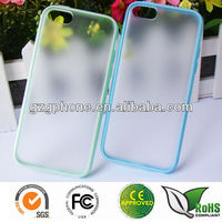 New design hybrid tpu&pc case for iphone5c