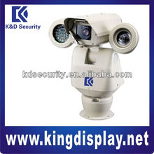 360 Degree Rotating True Day and Night 12x Digital Zoom PTZ CCTV Camera, Max 100m IR