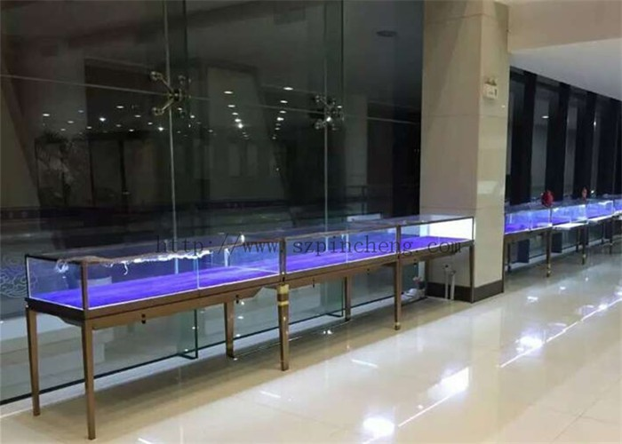 China factory wholesale lower price jewelry display cabinet and showcase for jewelry China factory wholesale lower price jewel