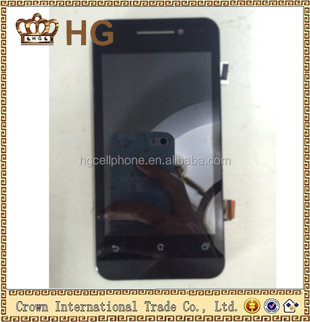 For Asus ZenFone 4 A400CG 4.0 inch Full Black LCD Display Screen + Digitizer Touch Screen Glass Assembly with Frame