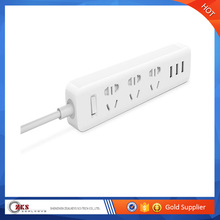 Xiaomi Mi Smart Power Strip Plug Adapter 3 USB Socket White Color