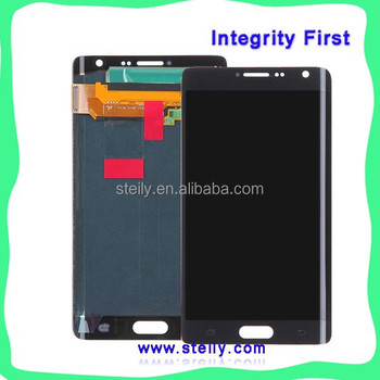 LCD Screen Digitizer Assembly For Samsung Galaxy Note 4