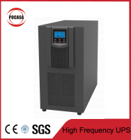 High Frequency On-line 6kva UPS Zero Transfer Time